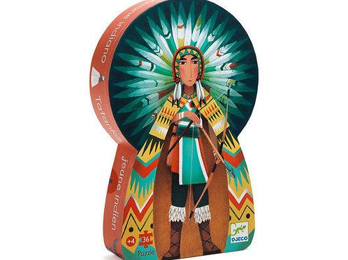 Tatanka the Indian - PUZZLE