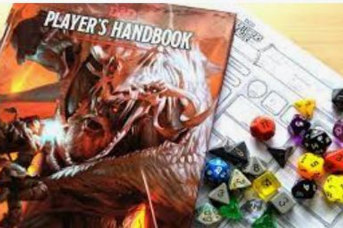 D&D 6 Week Campaign (starts 18th August)