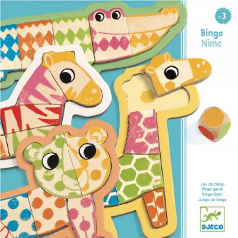 Bingo Nimo Puzzle Set