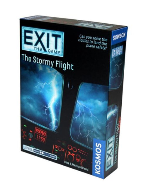 Exit: The Stormy Fight