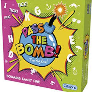Pass the Bomb - The Big One
