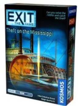 Exit: Theft on the Mississipi