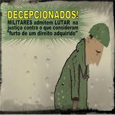 Adicional de Tempo de Serviço x Adicional de Compensação por Disponibilidade Militar