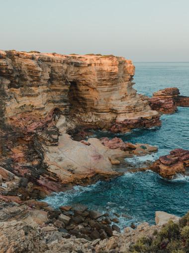 Falaises Algarve Carrapateira