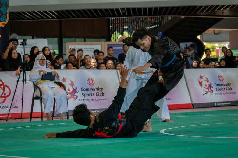 Inter-CC Pencak Silat Championship 18 (1