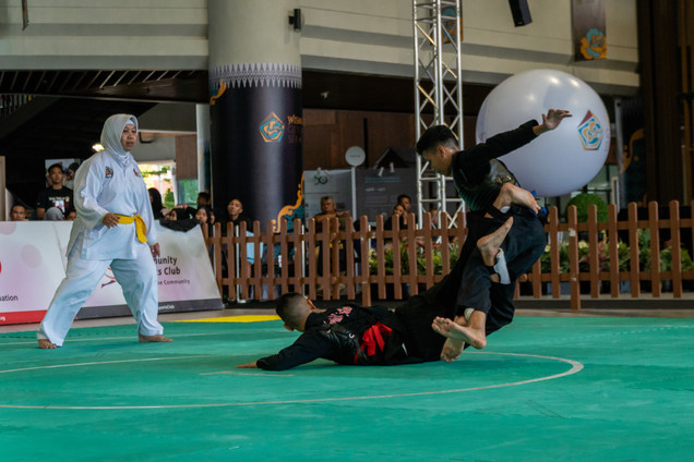 Inter-CC Pencak Silat Championship 42 (1