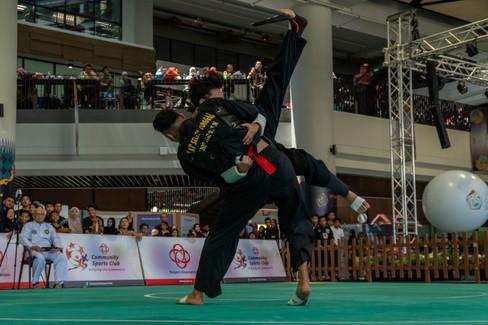 Inter-CC Pencak Silat Championship 21 (1