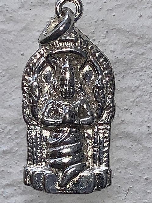 Silver Pantanjali pendant