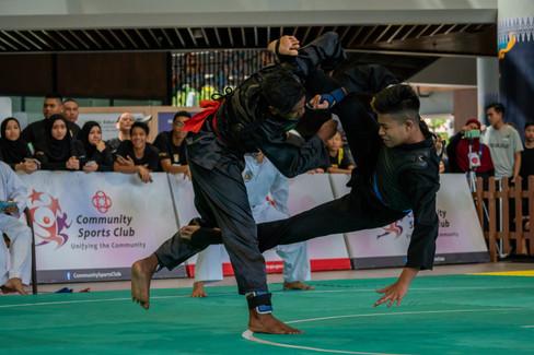 Inter-CC Pencak Silat Championship 13 (1