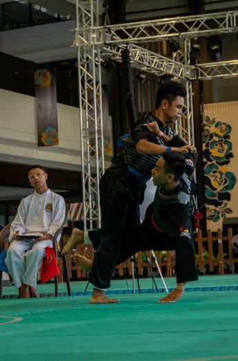 Inter-CC Pencak Silat Championship 49 (1