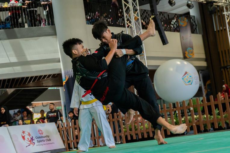 Inter-CC Pencak Silat Championship 23 (1