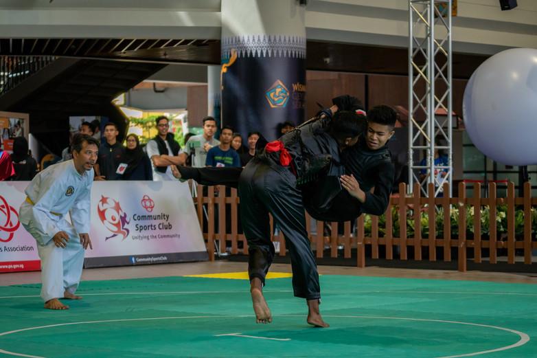 Inter-CC Pencak Silat Championship 12 (1