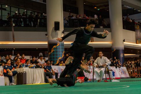 Inter-CC Pencak Silat Championship 60 (1