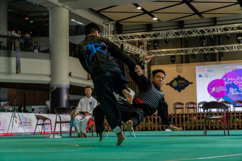 Inter-CC Pencak Silat Championship 50 (1