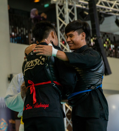 Inter-CC Pencak Silat Championship 24 (1