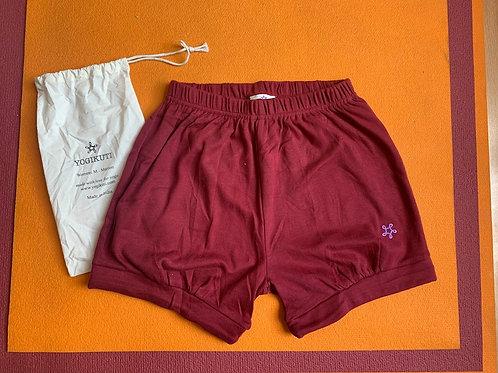 Yogakuti Pune Pants Maroon Womens