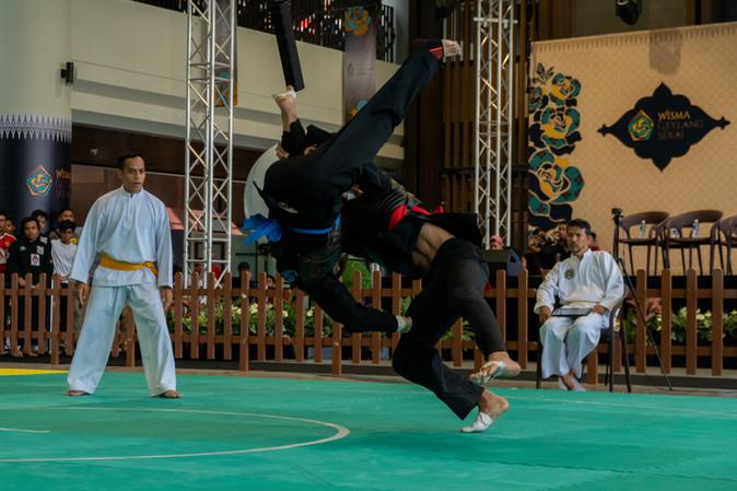 Inter-CC Pencak Silat Championship 20 (1
