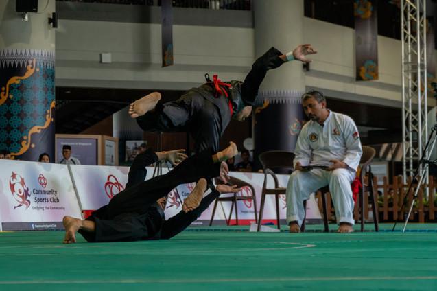 Inter-CC Pencak Silat Championship 51 (1