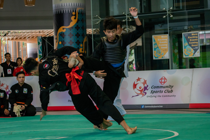 Inter-CC Pencak Silat Championship 16 (1