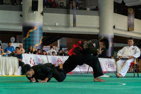 Inter-CC Pencak Silat Championship 48 (1