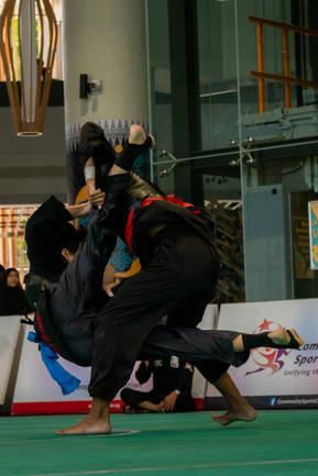 Inter-CC Pencak Silat Championship 25 (1