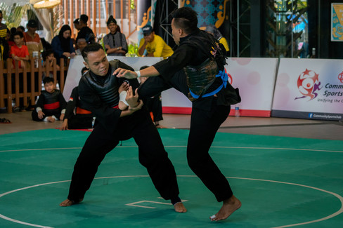 Inter-CC Pencak Silat Championship 28 (1