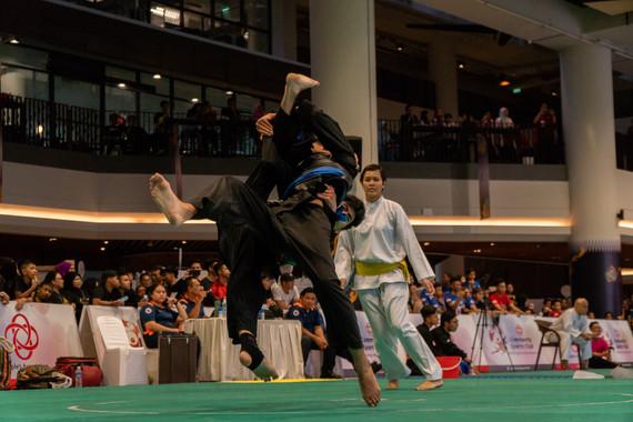 Inter-CC Pencak Silat Championship 61 (1