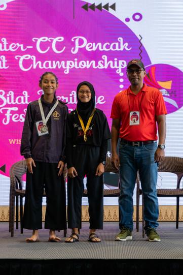 Inter-CC Pencak Silat Championship 34 (1