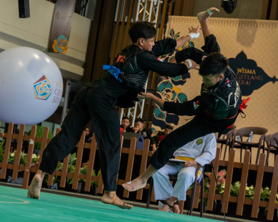 Inter-CC Pencak Silat Championship 22 (1