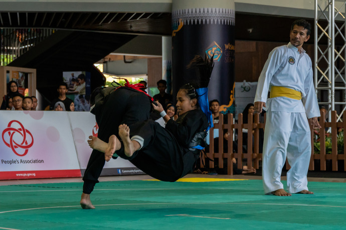 Inter-CC Pencak Silat Championship 39 (1