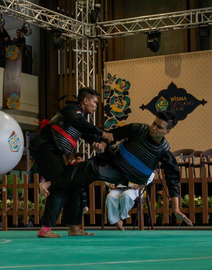 Inter-CC Pencak Silat Championship 38 (1