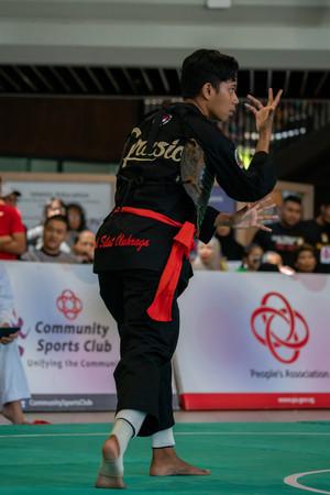 Inter-CC Pencak Silat Championship 15 (1