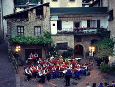 Concerto tenuto a Cembra nel 2017.