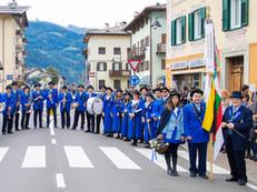 La Banda alla Desmontegada del 2019. © Foto di Mauro Morandini Panet