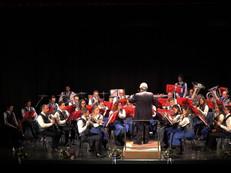 Concerto di Pasquetta 2018 presso il Cinema Teatro di Predazzo.