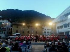 "Banda Musicale ""F. e G. Fontana"" di Pomarolo, 2018."