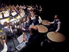 Concerto di Pasquetta 2017 presso il Cinema Teatro di Predazzo.