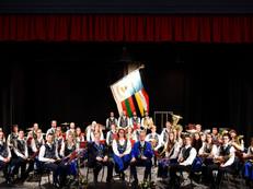 Concerto di Santa Cecilia 2019 presso il Cinema Teatro di Predazzo.