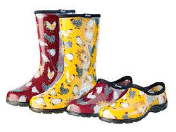 Slogger Chicken Boots