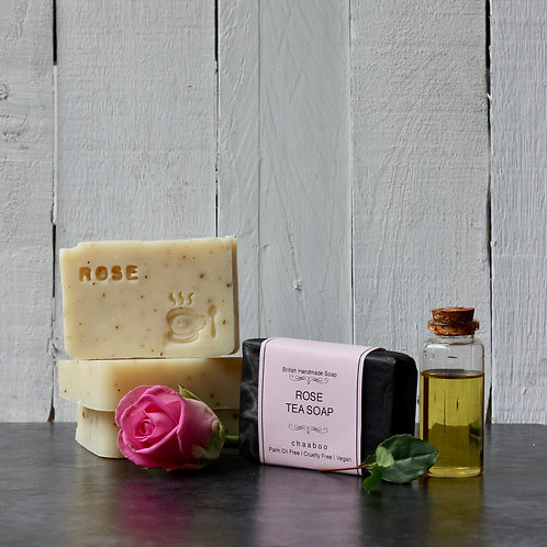 Rose Tea Soap