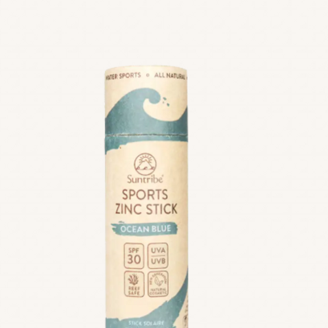 ALL NATURAL ZINC SUN STICK SPF30 | OCEAN BLUE