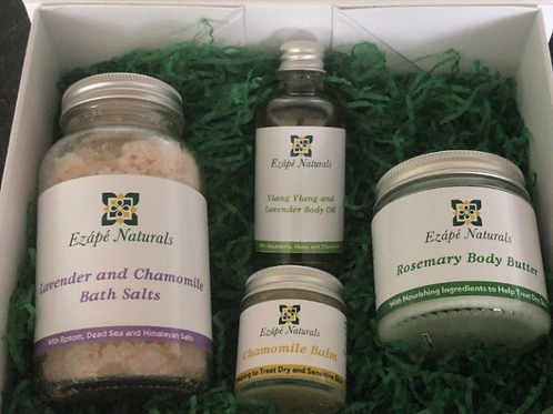 Bath and Shower Gift set