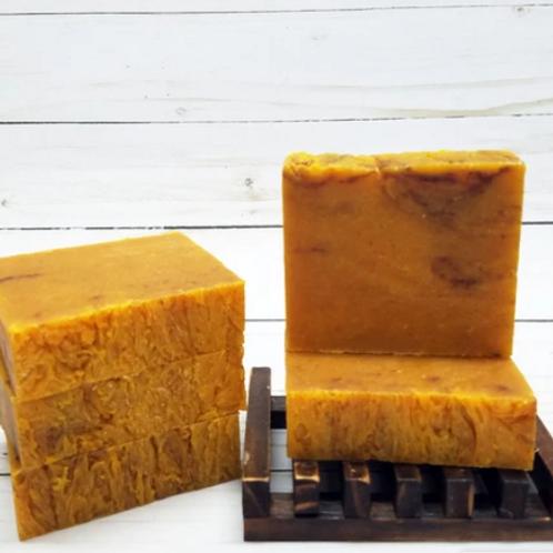 NATURAL SOAP BARS CITRUS CLOVE
