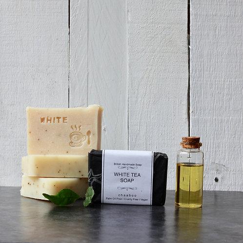 White Tea Soap - 100% Fragrance Free