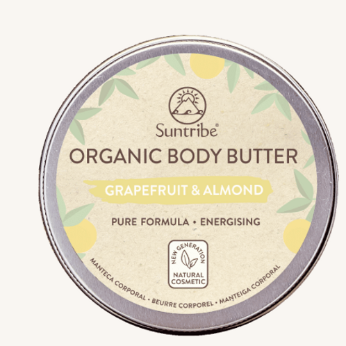 BODY BUTTER GRAPEFRUIT & ALMOND