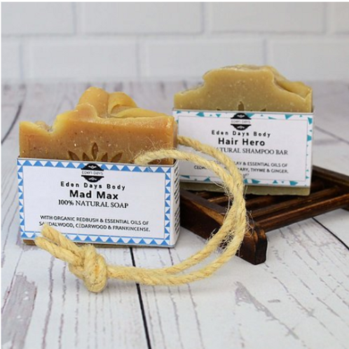Naked Soap Set for Men