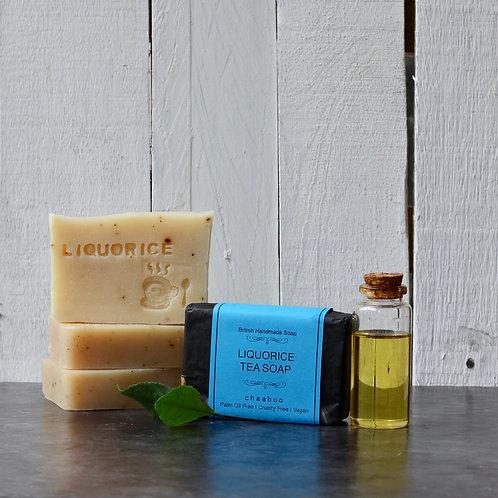 Liquorice Tea Soap
