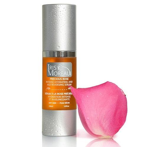 Organic Rose Serum with Bulgarian Rose Essential Oil