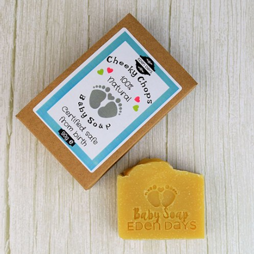 Cheeky Chops Baby Soap 90g