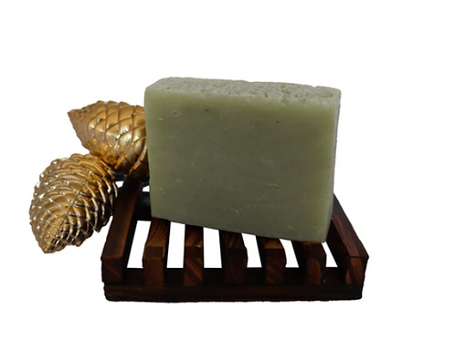 NATURAL SOAP BAR EVERGREEN TREE
